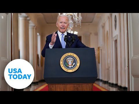 President Biden speaks on Hurricane Ida damage and relief efforts | USA TODAY