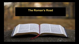 The Roman's Road on Down to Earth but Heavenly Minded Podcast