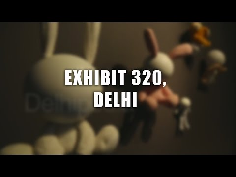 Art Gallery in South Delhi, Exhibit 320, Delhi