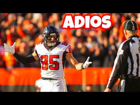 the latest da393 30999 Atlanta Falcons News | Eric Saubert Traded To New England ...