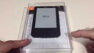 Unboxing Y Review Ebook Reader Trekstor Pyrus Mini Youtube