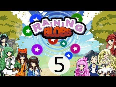 Raining Blobs #5: BACK INTO ENDLESS MODE  