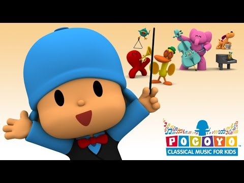 ♫NEW APP♫Pocoyo: Classical Music for kids (Android, iOS, Amazon)