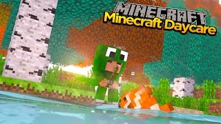 Minecraft Daycare : BABY FISHING TRIP!