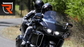 2018 Yamaha Star Venture First Test Review Video - Part 3 | Riders Domain