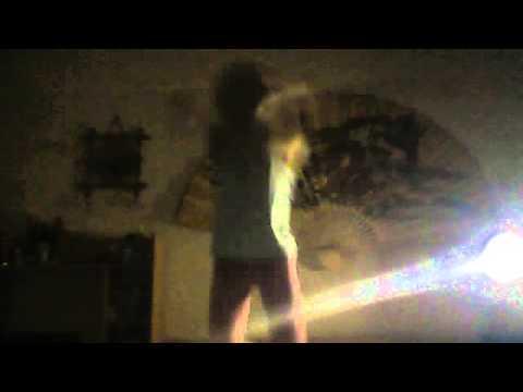 Видео с веб-камеры. Дата: 18 августа 2013г., 23:19.