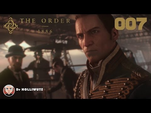 The Order: 1886 #007 - Rebellensaboteur finden [PS4] Let's play The Order