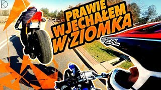 Gambar cover PRAWIE WJECHAŁEM W INNY MOTOCYKL?!