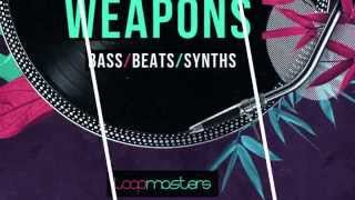 Danny Cohiba: Groove House Weapons (Bass Beats Synth Samples)