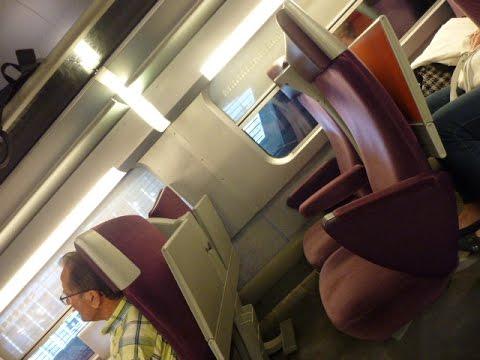 TGV/Brussels-Paris CDG-Brussels/1st+2ndClass/Feb2015