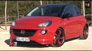 Opel adam 2013 - test drive