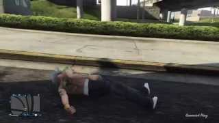 """Gta 5 Online Ps4 Xbox One Pc """"gta V A Picket Fence And A Dog Named Skip"""" Gta V Online Gameplay Info"""