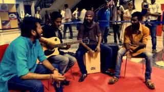 Aaj Hona Deedar Mahi Da (live at Andheri metro)