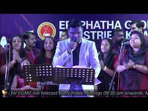 Anil Adoor - Daivam thannu ellam ,Thala melathode - EGMC Kuwait 3rd Annual Convention
