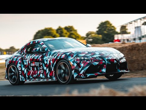 The Sound Of The Supra A90