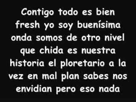 Banda Ms -  Amor Fresa con Letra