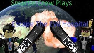 Roblox Escape The Evil Hospital Part 2 FREEDOM!!! W/ Penguin and Jerry
