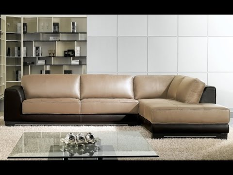 Select Best Modern Leather Sofa For Your Home
