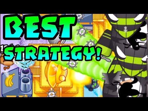 The BEST Strategy For Speed Bananza! Super Monkey + Farm + Ninja   Bloons TD Battles