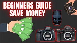 Best DSLR Cameras For Beginner Wedding Photographers & Tips