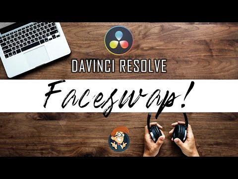 Meme Making Face Swapping Madness - DaVinci Resolve 15 - 5 Minute Friday