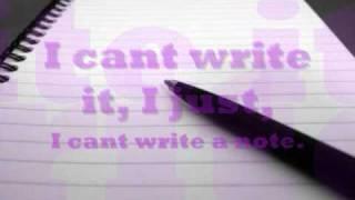 Nasri Writers Block + Lyrics
