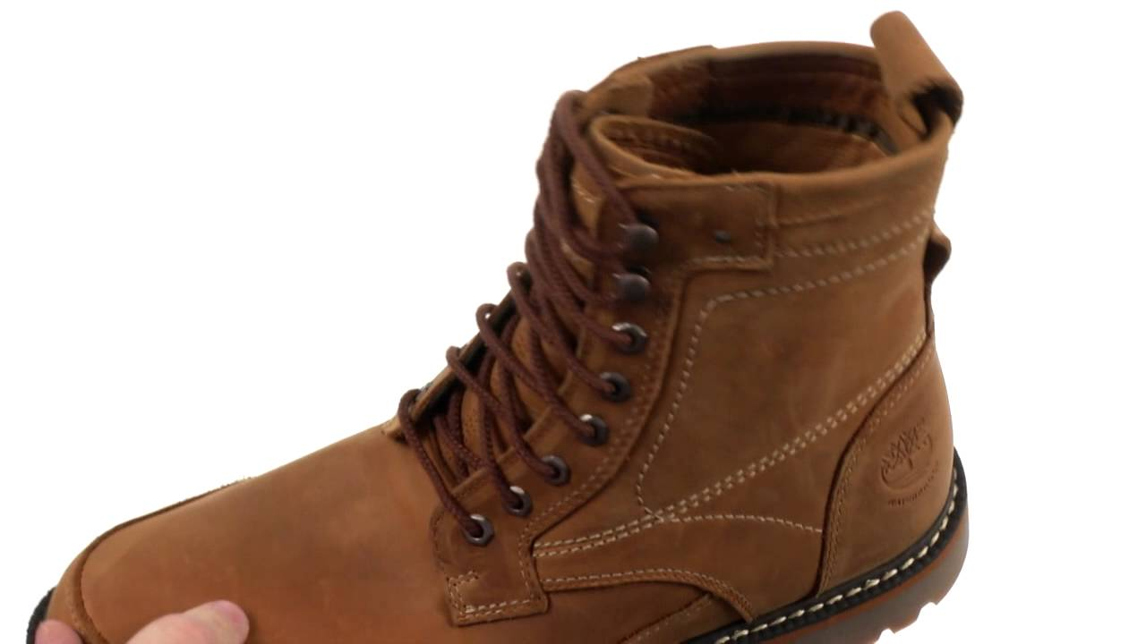 Timberland Earthkeepers Chestnut Ridge 6 Boot Waterproof SKU8343379   YouTube