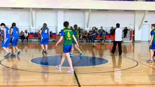 Баскетбол. Девушки. Углянская СОШ - В-Хавская СОШ №1