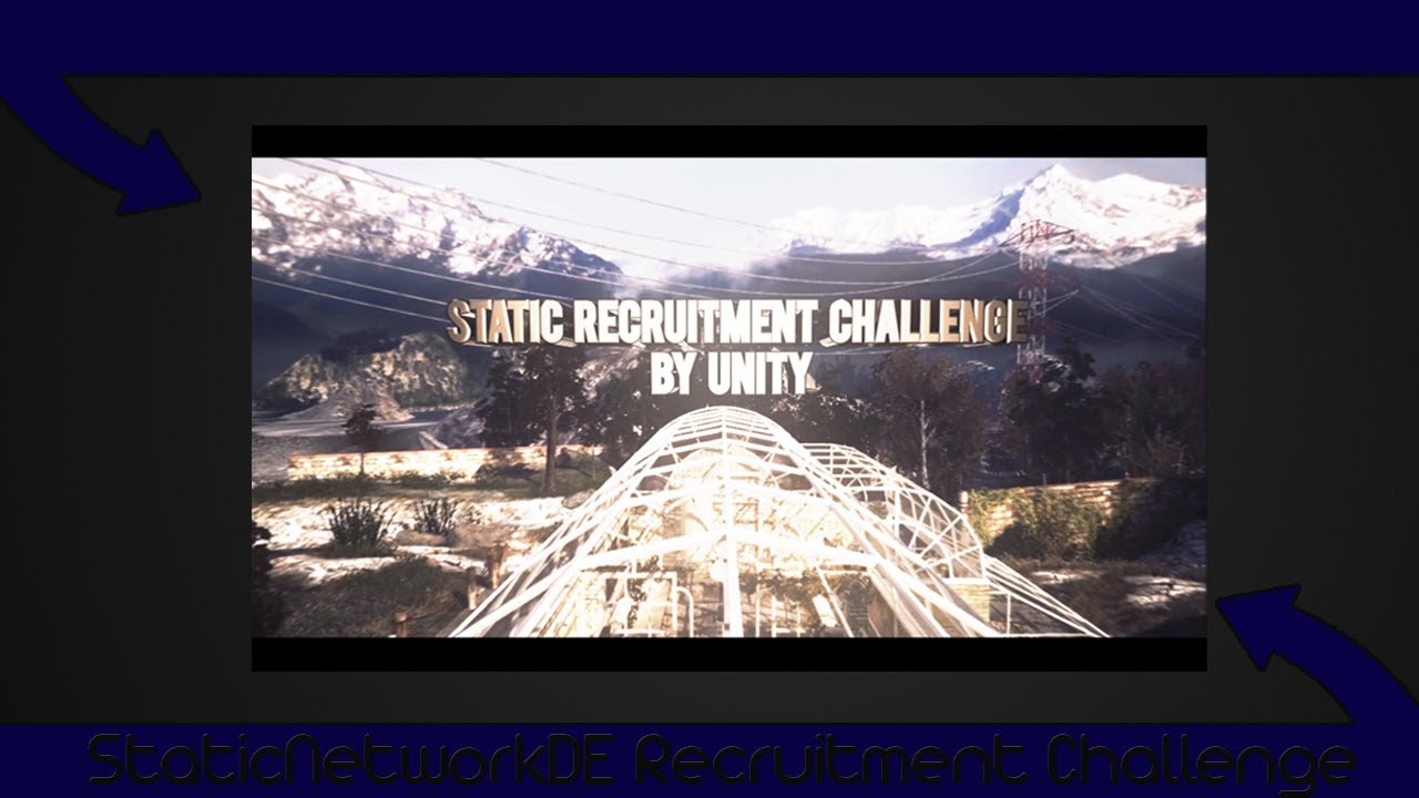 StaticNetworkDE Recruitment Challenge | by Unity