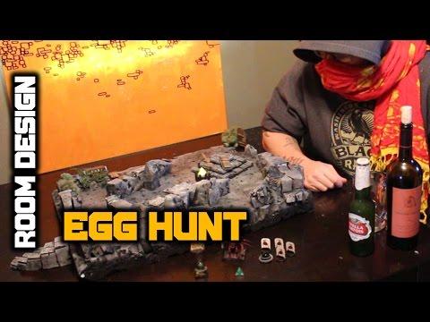 Room Design: Egg Hunt
