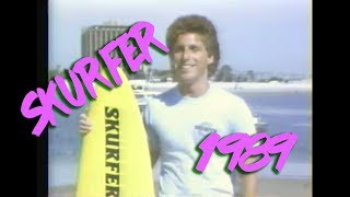 Skurfer 1989 Movie