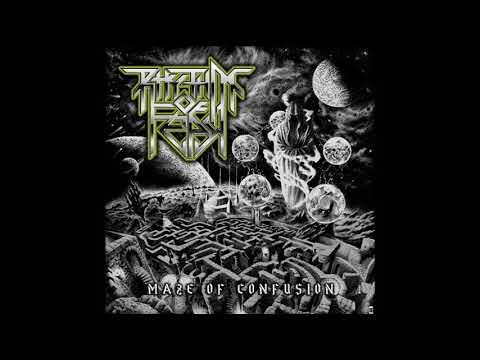 Rhythm Of Fear - Maze Of Confusion (Full Album, 2016)