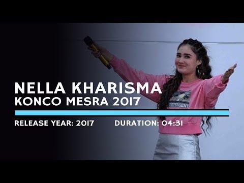 Nella Kharisma - Konco Mesra 2017 (Lyric)