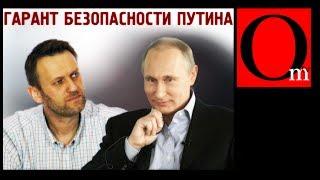 Гарант безопасности Путина