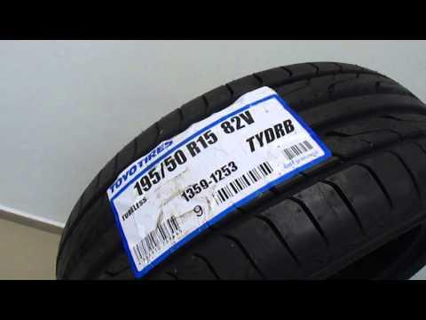 Шины летние Toyo DRB 195/50 R15