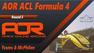 Assetto Corsa - AOR ACL PC Formula 4 - Season 5 - Round 3 - Salzburgring