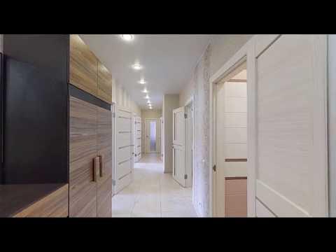 Одинцово(Трехгорка) Чистяковой 48 - 3-х комнатная квартира добротным ремонтом и мебелью - 84 м²