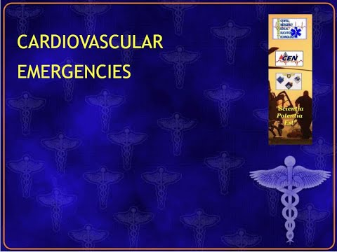 Boswell's CEN Review - Cardiovascular Emergencies