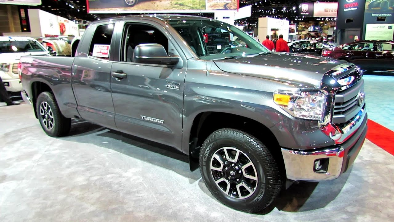 2014 toyota tundra trd off road exterior and interior. Black Bedroom Furniture Sets. Home Design Ideas