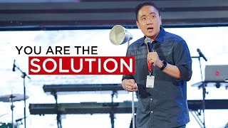 Sam Hartanto You are the Solution IFGF Conference 2018
