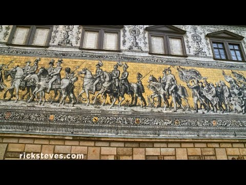 Dresden, Germany: Zwinger and Parade of Nobles