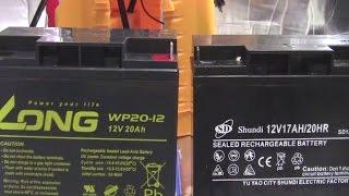 車中泊・災害時に役立つポータブル電源・古くなったポータブル電源のバッテリー交換 thumbnail