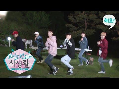 [Heyo idol TV] BOYFRIEND -  N-Rate dance of hit songs [보이프렌드의 사생활] 20160518