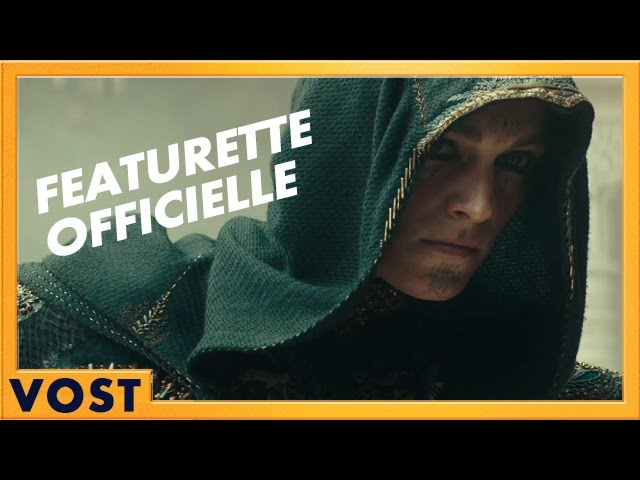 Assassin's Creed - Behind the Scenes [Officielle] VOST HD