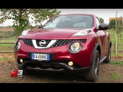 New nissan juke 2016 first test drive youtube for Neuer nissan juke 2016