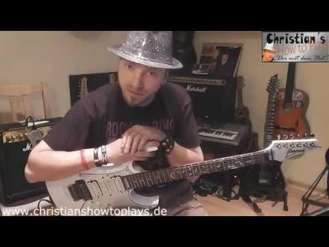 ★stimmen-der-e-gitarre- -die-verschiedene-arten-und-techniken- -tutorial-[hd]-deutsch★