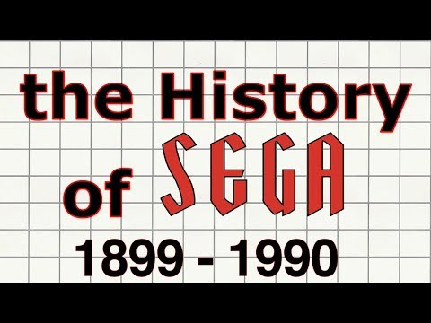 The untold story of Sega
