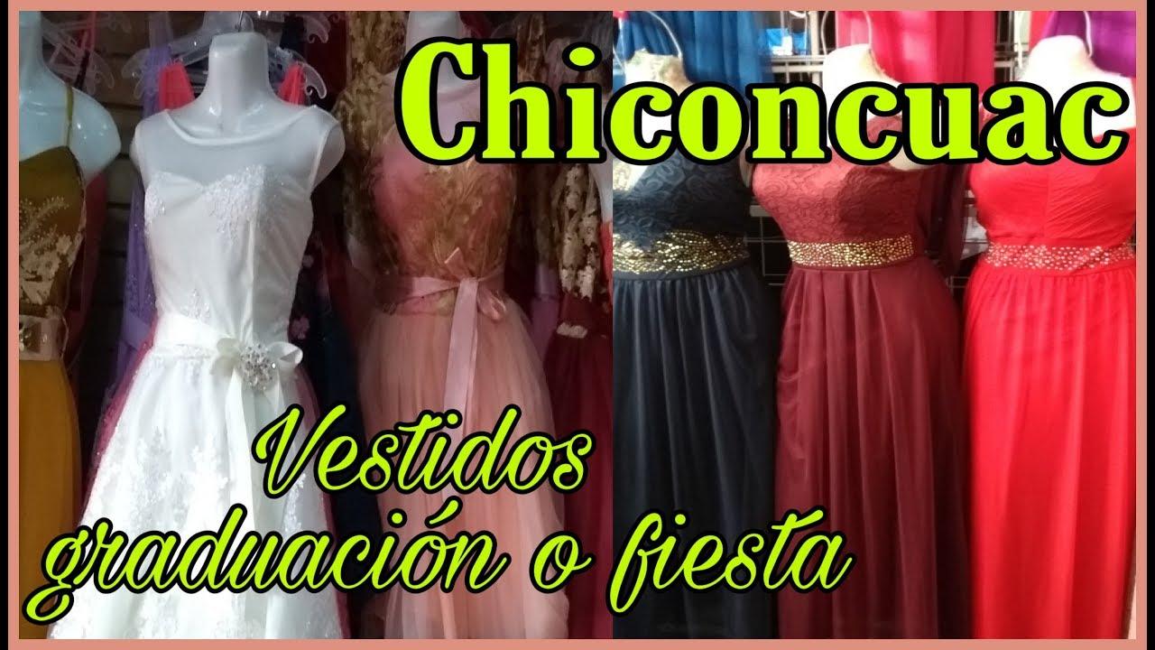 Vestidos Para Graduaciónvestidos De Noche Económicosdonde Comprar Vestidos De Fiestachiconcuac