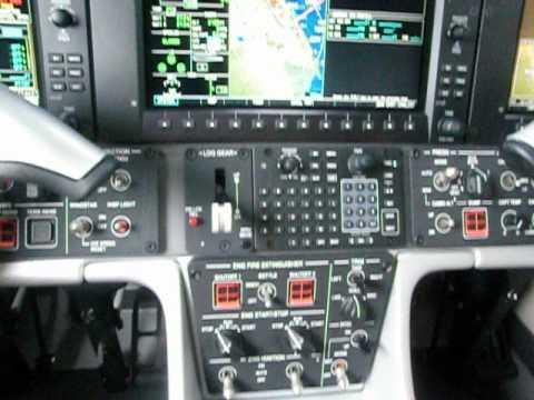 Embraer Phenom 300 Cockpit SVCS Venezuela