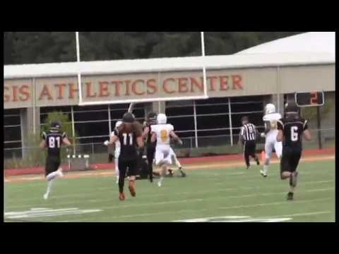 Hendrix College vs. Centre College Highlights